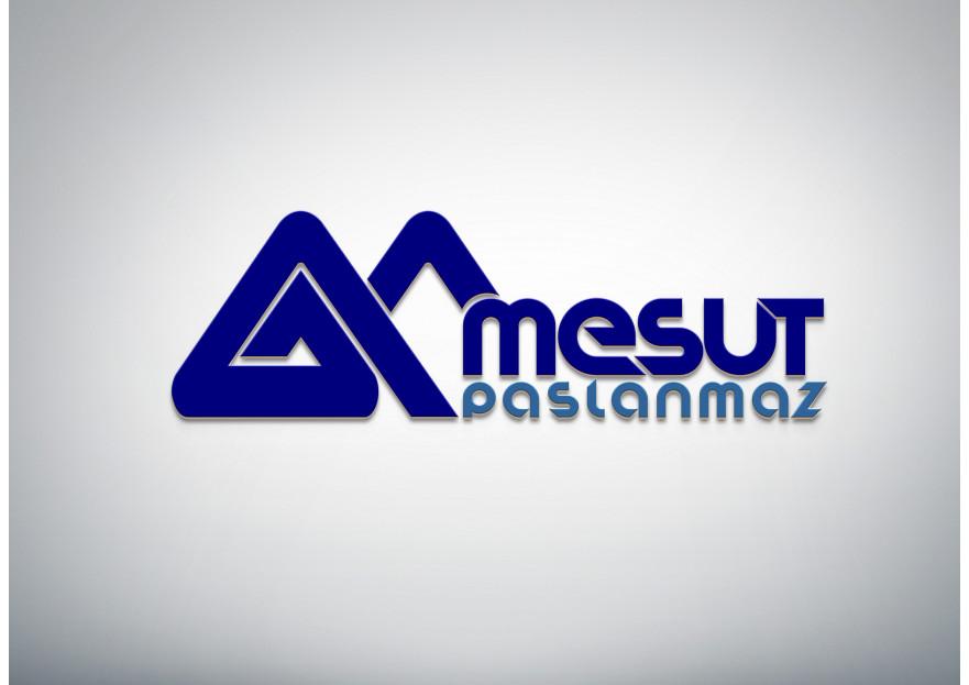 Mesut Paslanmaz Logo Çalışması yarışmasına kursunkalem tarafından girilen tasarım