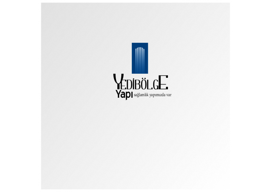 İnşaat firmamız için logo tasarımı yarışmasına tasarımcı bedia502 tarafından sunulan  tasarım