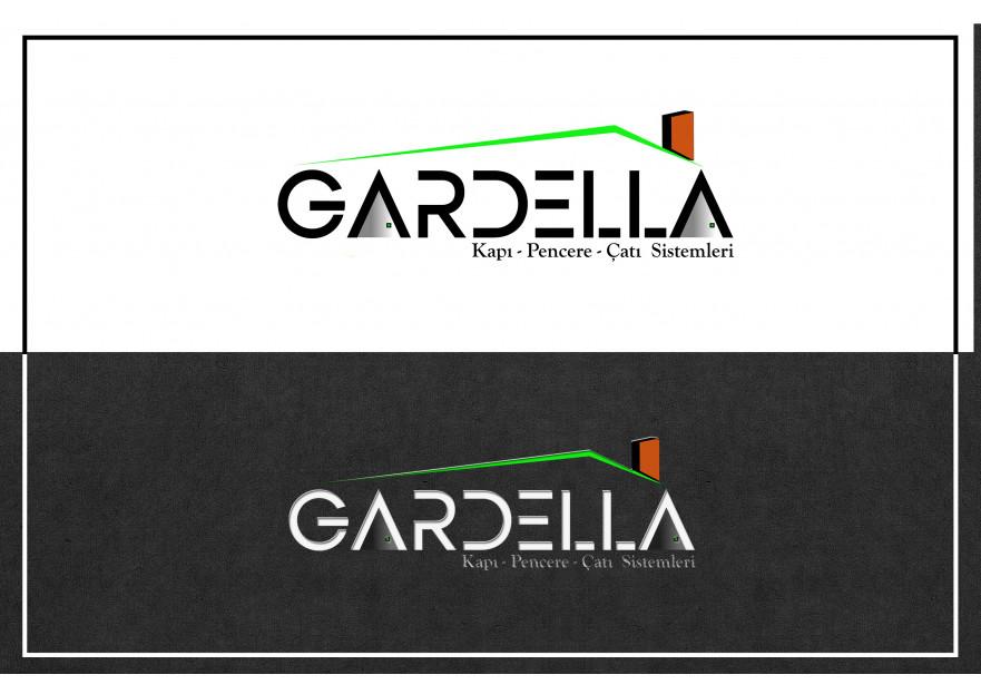 Cam doğrama firmamız için kurumsal logo yarışmasına tasarımcı Ata Dizayn tarafından sunulan  tasarım