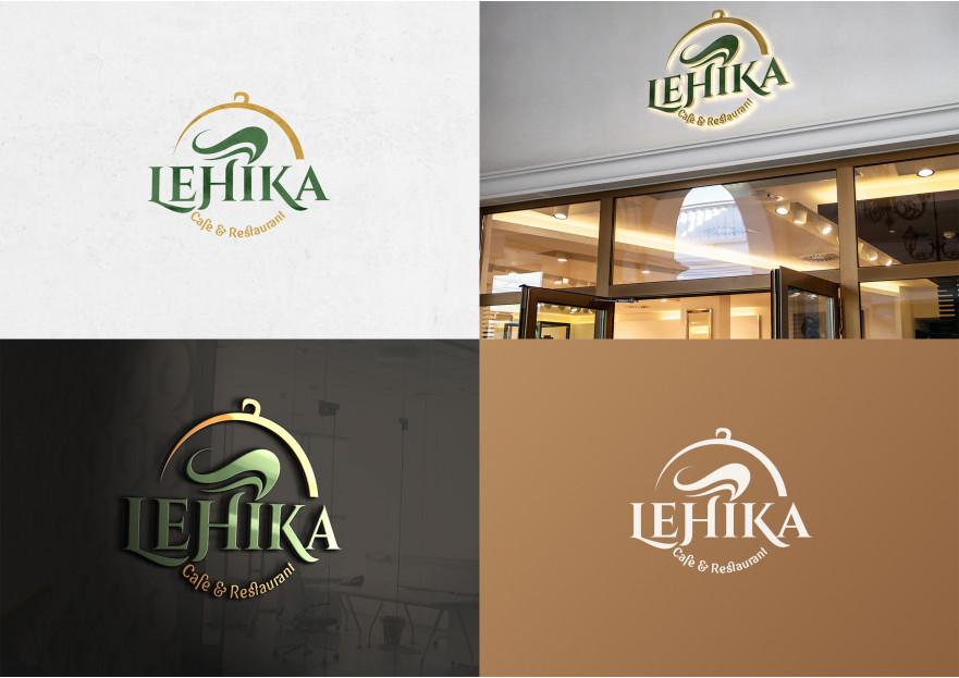 LEHIKA CAFE&RESTAURANT  yarışmasına tasarımcı Hello tarafından sunulan  tasarım