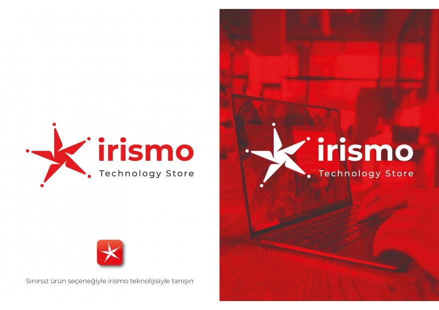 Teknoloji urunleri satis magazasina logo yarışmasına tasarımcı Cizgimsel tarafından sunulan  tasarım