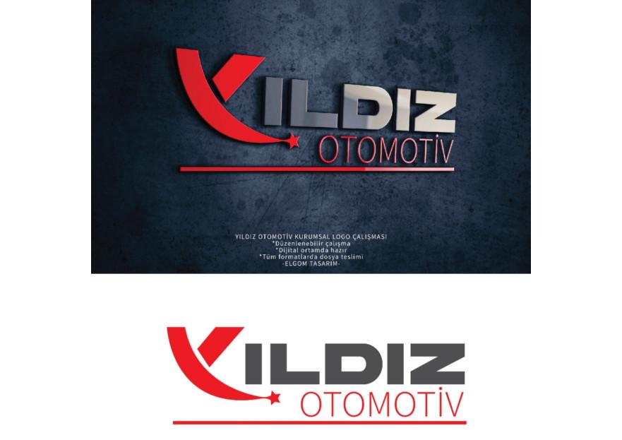 kurumsal kimlik katacak logo istiyorum. yarışmasına Elgom Design tarafından girilen tasarım
