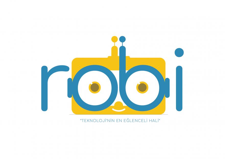 Çocuklar gelecek robot bilim teknoloji yarışmasına GEZEGENGRΛFİK™ tarafından girilen tasarım
