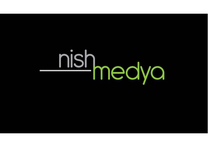 NİSH MEDYA LOGO YARIŞMASI yarışmasına tasarımcı duygu_baydar tarafından sunulan  tasarım