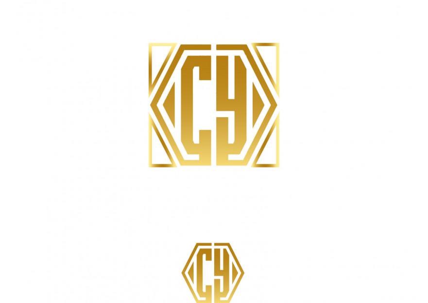 Ç ve Y harfi olan logo istiyorum.tşkr. yarışmasına tasarımcı hose tarafından sunulan  tasarım