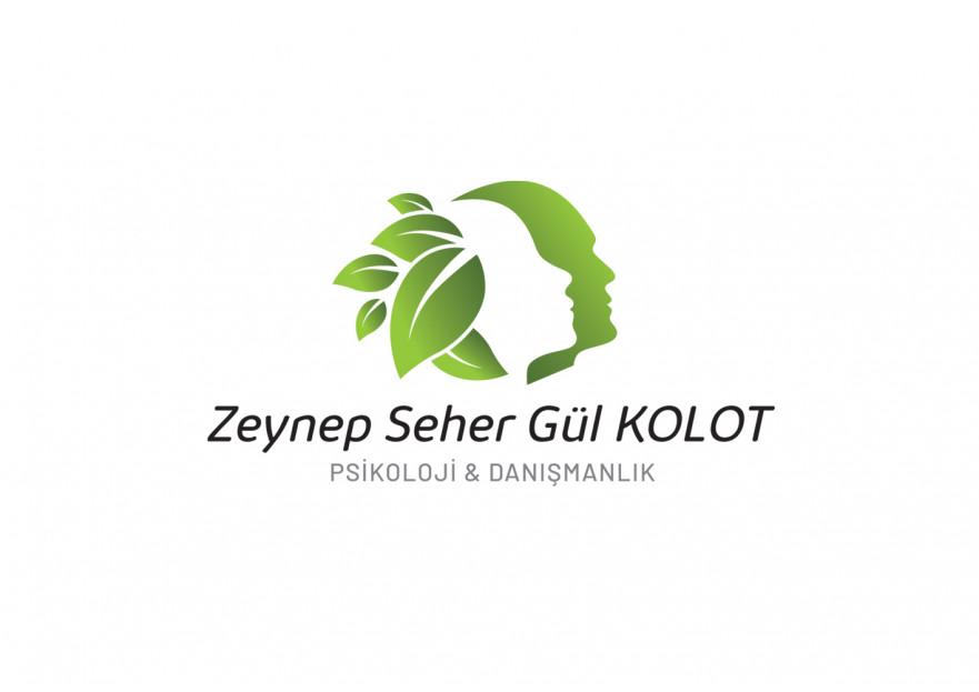 Psikoloji kliniği logo tasarımı yarışmasına tasarımcı Akgün tarafından sunulan  tasarım