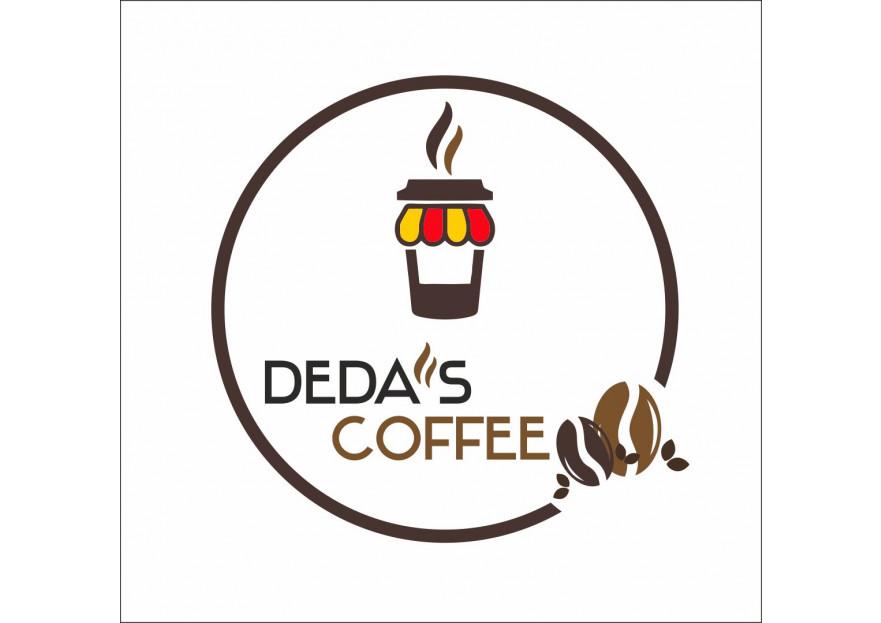 Kurumsal Olabilcek bir Coffee Marka LOGO yarışmasına tasarımcı SeratApaydin tarafından sunulan  tasarım