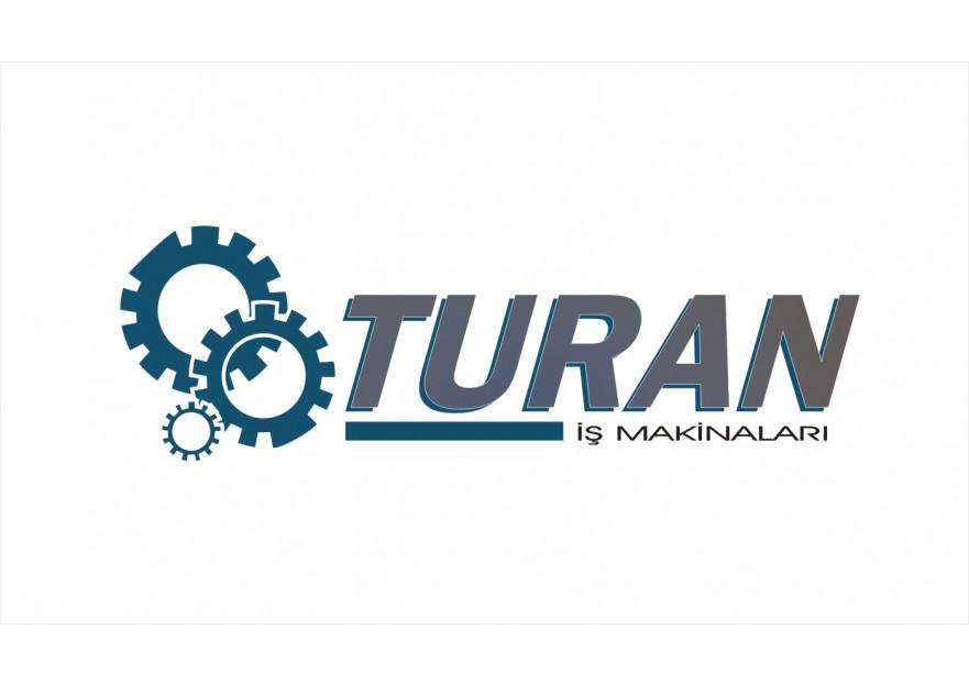 TURAN İŞ MAKİNELERİ LOGO TASARIMI yarışmasına altun1411 tarafından girilen tasarım