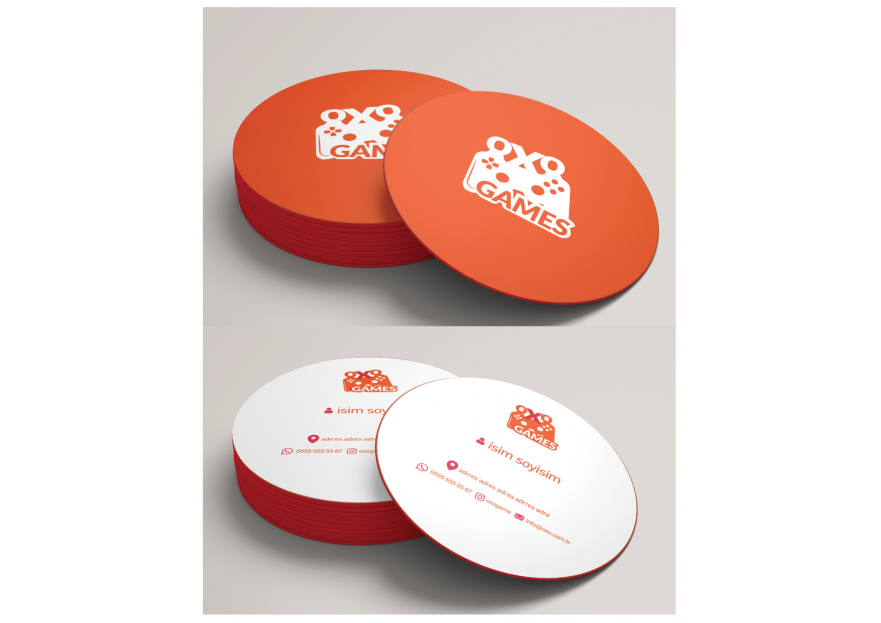 Mobil Oyun Şirketi İçin Logo Tasarımı  yarışmasına Designer_NB tarafından girilen tasarım