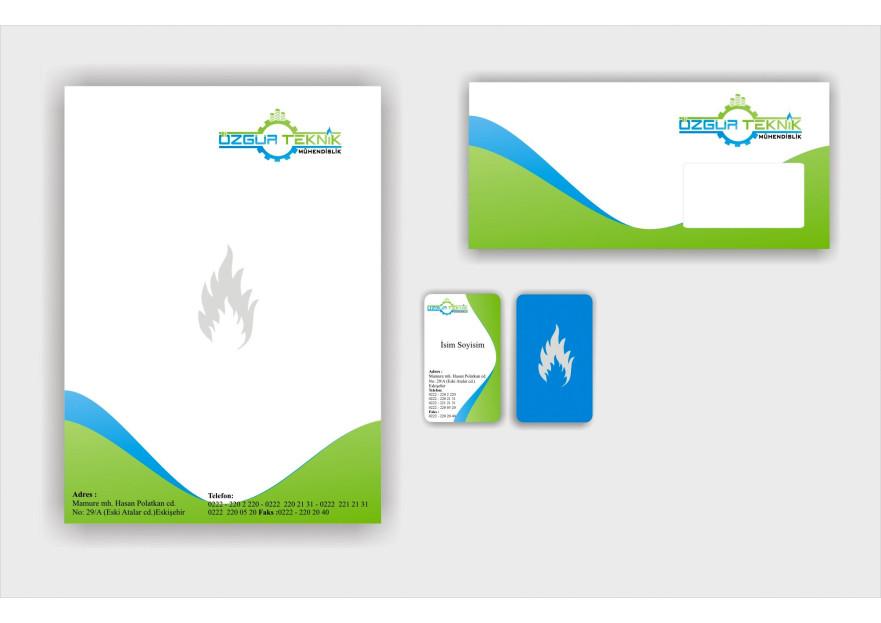 Mühendislik Firması-Kurumsal Çalışma yarışmasına tasarımcı altun1411 tarafından sunulan  tasarım