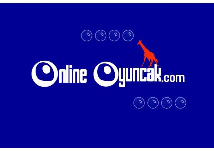 OnlineOyuncak.com Logo Tasarımı. yarışmasına tasarımcı ipeksare tarafından sunulan  tasarım