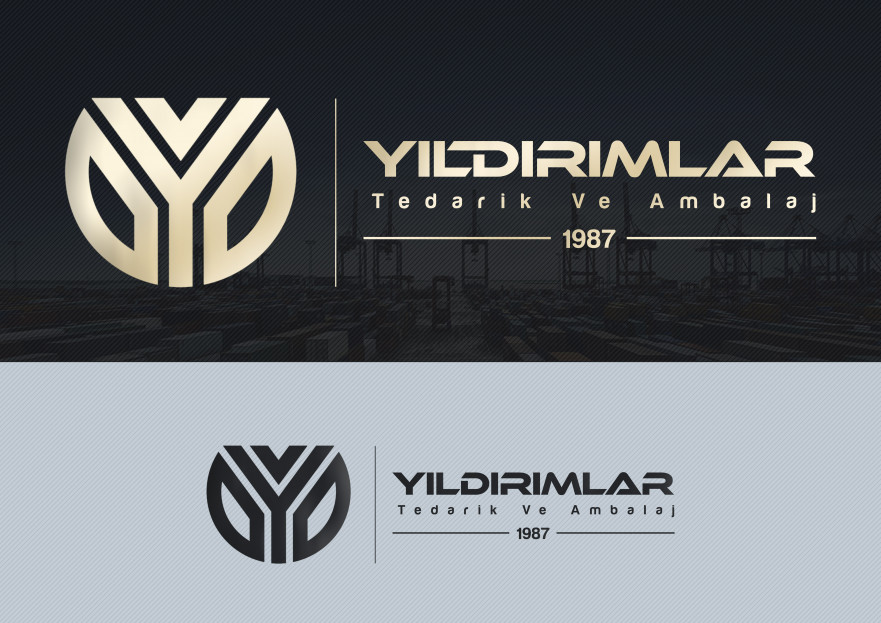 Logo tasarımı yarışmasına tasarımcı YUSUFOGLU tarafından sunulan  tasarım