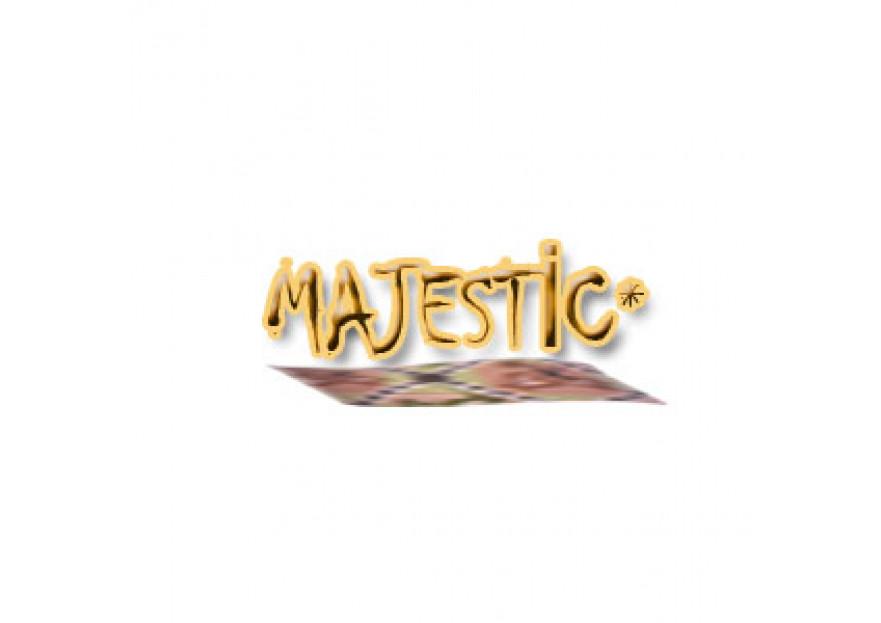 MAJESTIC HALI  Logo Tasarım yarışmasına yusufkalinkara tarafından girilen tasarım