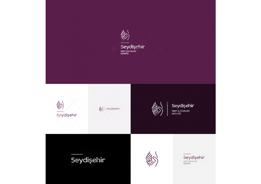Derneğimize Logo Arıyoruz yarışmasına tasarımcı Eray tarafından sunulan  tasarım