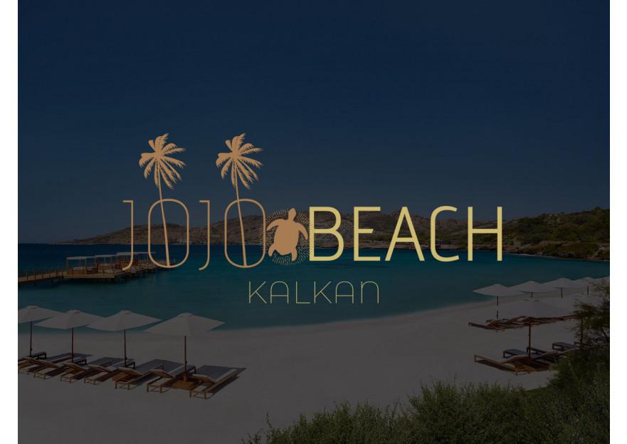 Beach club (özel plaj işletmesi) logo  yarışmasına burakkc tarafından girilen tasarım