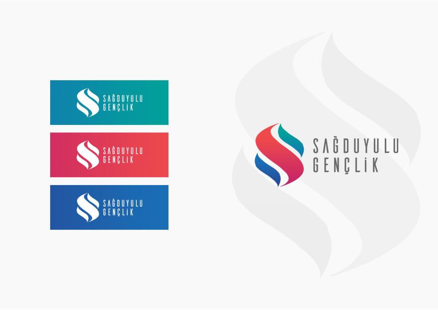 Sağduyulu Gençlik Logosunu Arıyor yarışmasına Hello tarafından girilen tasarım