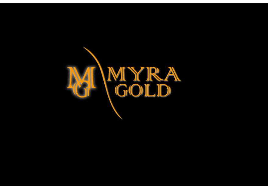 Myra Gold Kurumsal Kimlik Logosu yarışmasına tasarımcı s_zeyrek tarafından sunulan  tasarım