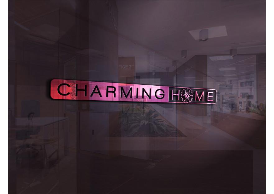Charming Home Logo Tasarımı yarışmasına tufangulsu tarafından girilen tasarım