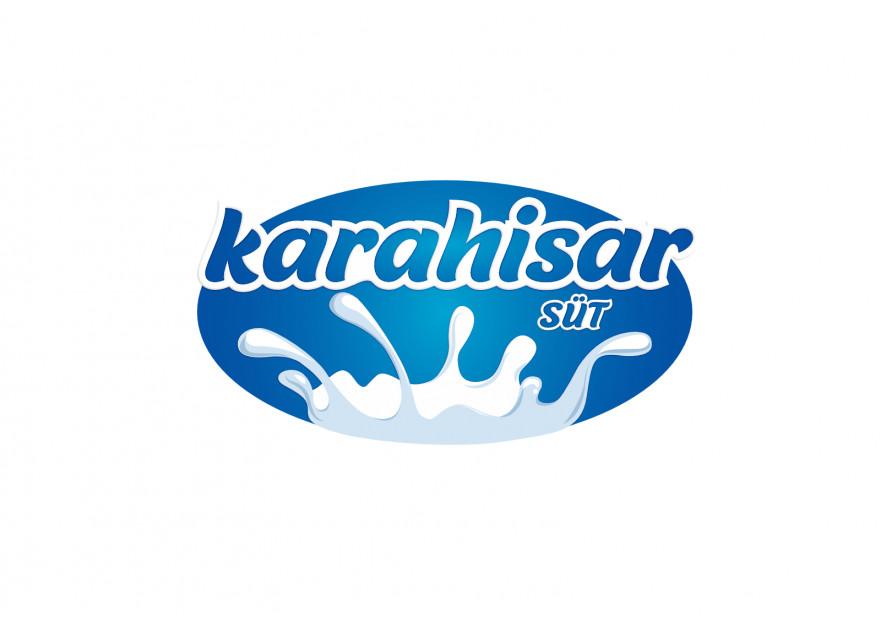 KARAHİSAR SÜT yarışmasına Dyzyn tarafından girilen tasarım