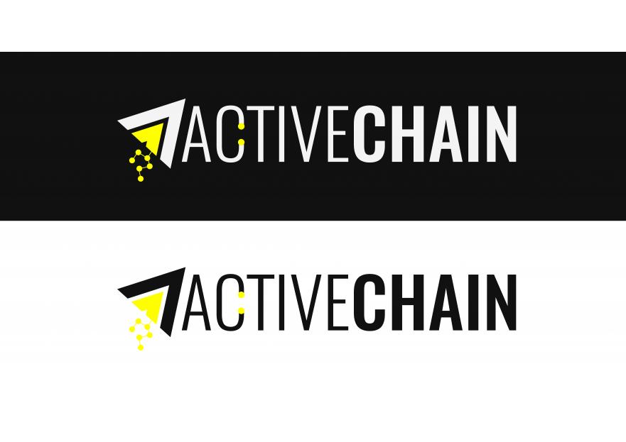 ActiveChain.tech Logo Yarismasi yarışmasına tasarımcı SametDuztaban tarafından sunulan  tasarım