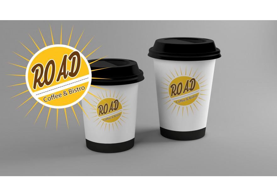 Road Coffee Bistro yarışmasına tasarımcı charcoal tarafından sunulan  tasarım