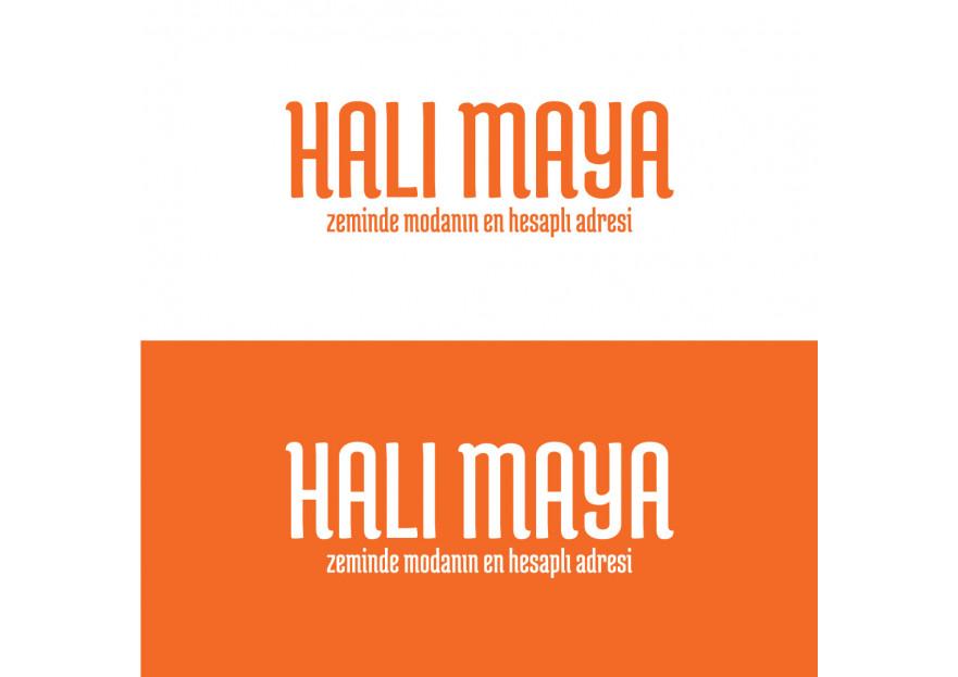 Halı Maya - Halı Markamıza Yeni Logo yarışmasına tasarımcı TnrTrk tarafından sunulan  tasarım
