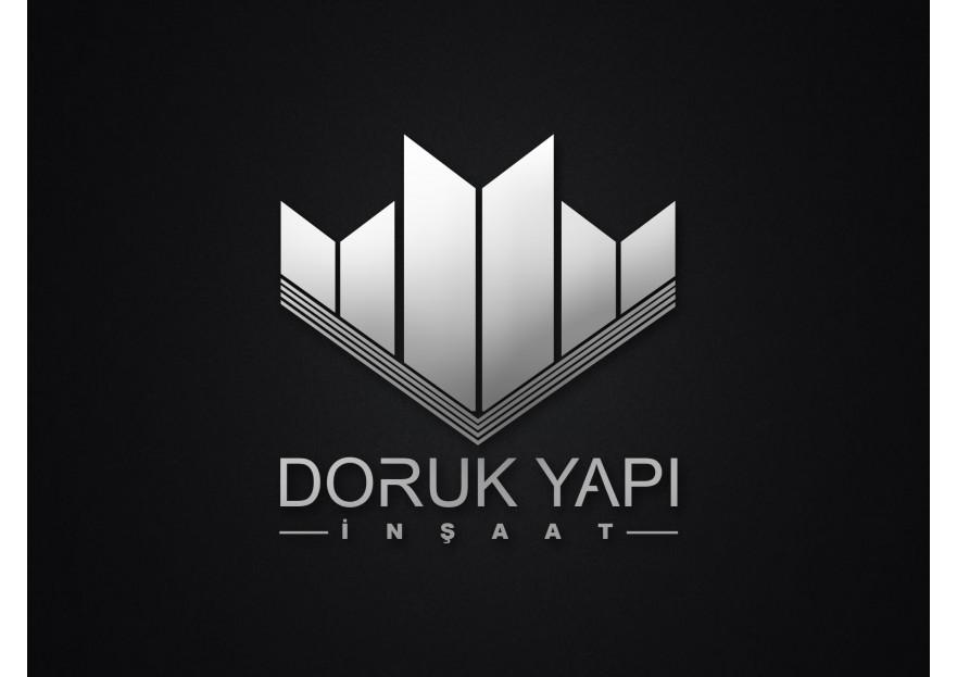 İNŞAAT/MÜTEAHHİTLİK FİRMAMIZ İÇİN LOGO yarışmasına tasarımcı sondemdesign tarafından sunulan  tasarım