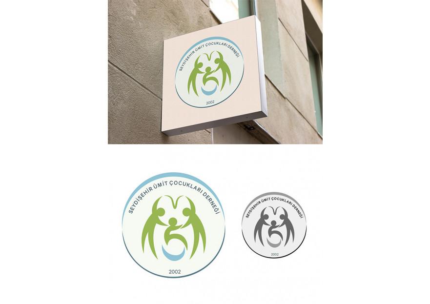 Derneğimize Logo Arıyoruz yarışmasına tasarımcı fatfat tarafından sunulan  tasarım
