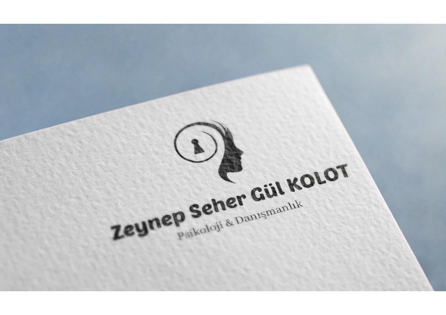 Psikoloji kliniği logo tasarımı yarışmasına tasarımcı NusretAgayani tarafından sunulan  tasarım