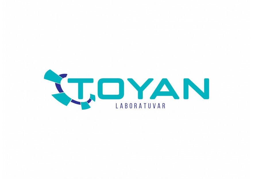 TOYAN LABORATUVARLARI LOGO TASARIM yarışmasına omerardicli06 tarafından girilen tasarım
