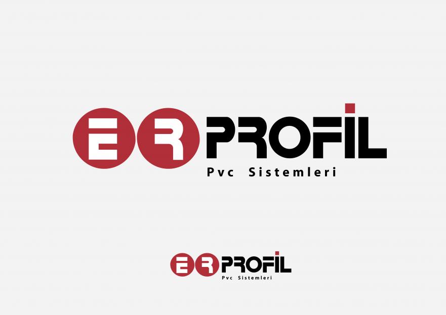 PVC PROFİLİ İÇİN LOGO yarışmasına tasarımcı poison tarafından sunulan  tasarım