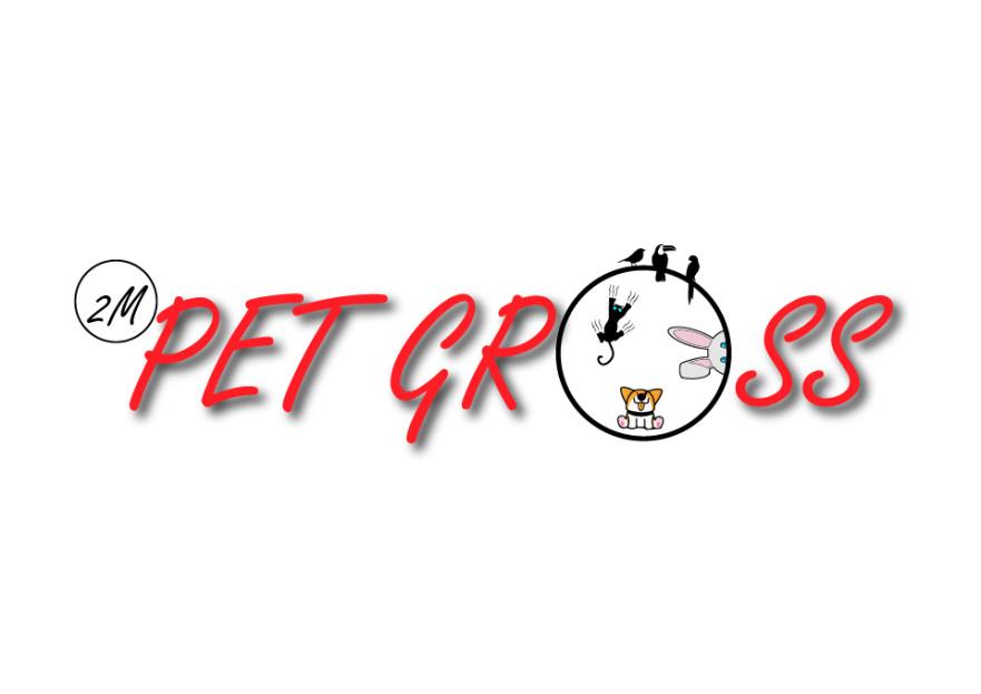 PET MARKET İÇİN LOGO TASARIMI yarışmasına tasarımcı rAksa tarafından sunulan  tasarım