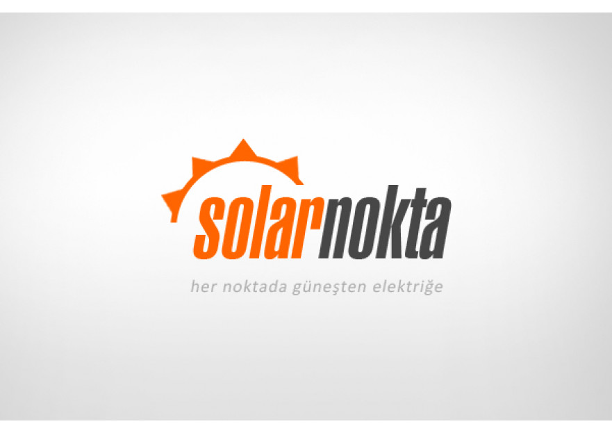 solarnokta şirketi Logo Tasarım  yarışmasına tasarımcı emre_yamanli tarafından sunulan  tasarım