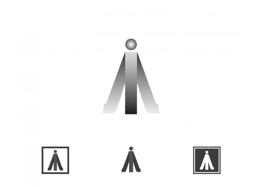 Kişisel logo tasarımı yarışmasına tasarımcı derelli tarafından sunulan  tasarım