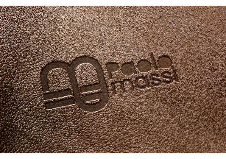 Erkek deri ayakkabı logo tasarımı yarışmasına tasarımcı alp.tasarlar tarafından sunulan  tasarım