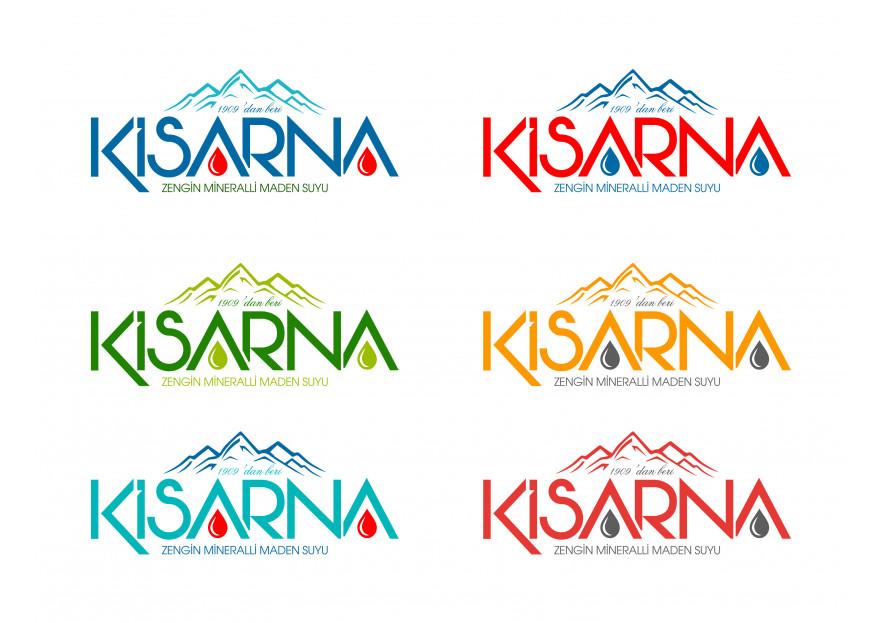 kisarna maden suyu için logo çalışması yarışmasına tasarımcı Tasarlatasarlat tarafından sunulan  tasarım