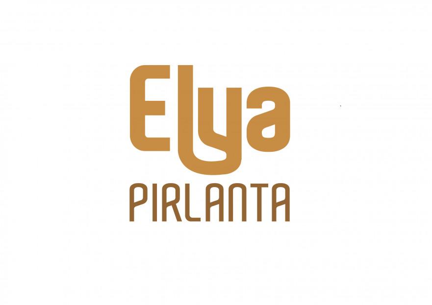 ELYA Pırlanta firması Logo tasarımı yarışmasına tasarımcı pablo3544 tarafından sunulan  tasarım