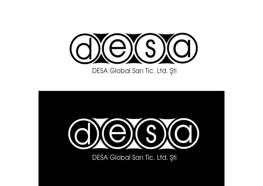 DESA  için logo tasarımı (akü -enerji) yarışmasına AVA ™ tarafından girilen tasarım