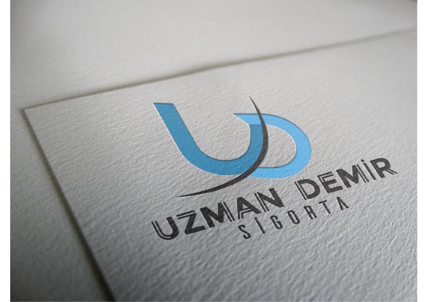Sigorta Şirketi logo yarışmasına tasarımcı EzgiK. tarafından sunulan  tasarım