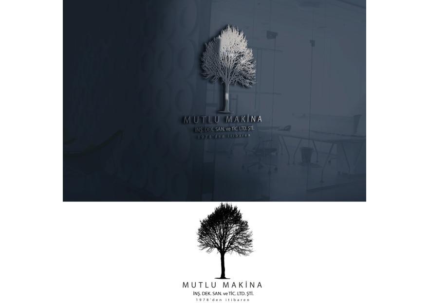 MUTLU MAKİNA'ya yeni bir logo arıyoruz. yarışmasına fotografci48 tarafından girilen tasarım