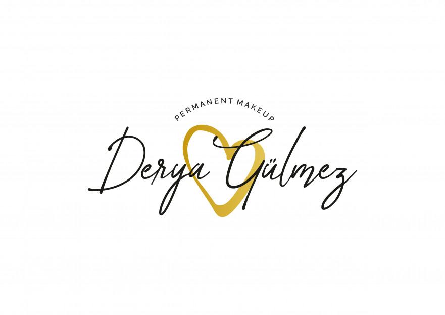 Kalıcı Makyaj markamıza logo arıyoruz  yarışmasına tasarımcı tufangulsu tarafından sunulan  tasarım