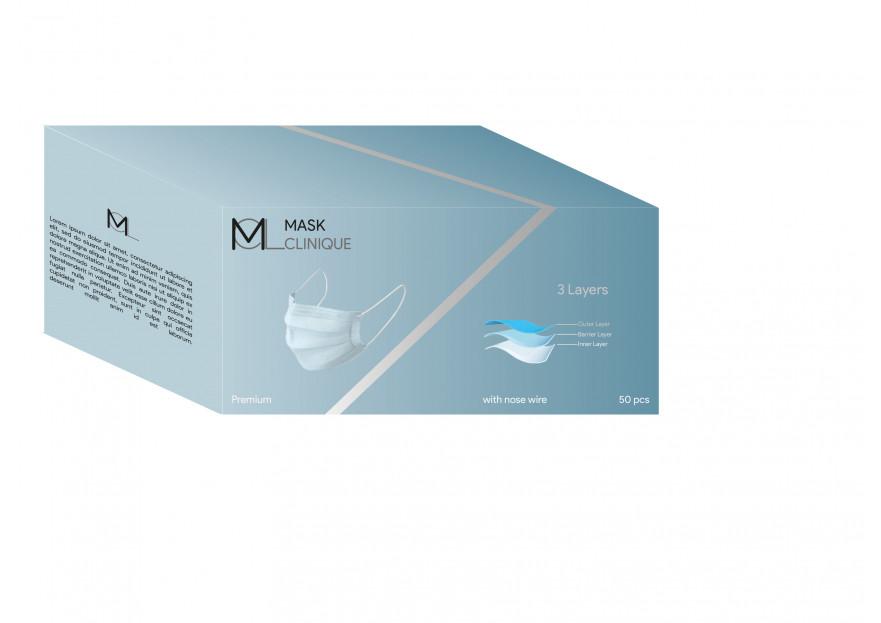 Premium Maske Kutu Dizaynı yarışmasına tasarımcı blgjzt tarafından sunulan  tasarım