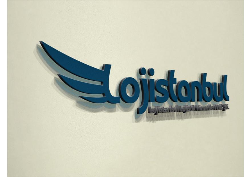 Lojistiğin Logosunu arıyoruz..! yarışmasına tasarımcı ybhandere tarafından sunulan  tasarım