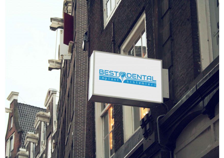 Best Dental Yeni logosunu arıyor yarışmasına tasarımcı sakcalii tarafından sunulan  tasarım