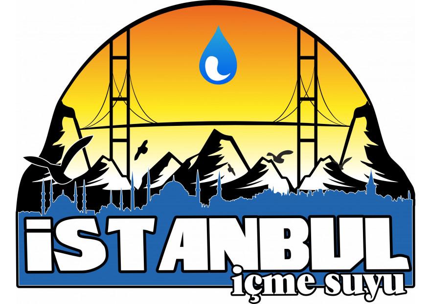 ''İstanbul İçme Suyu'' logosu yarışmasına tasarımcı By Ark tarafından sunulan  tasarım