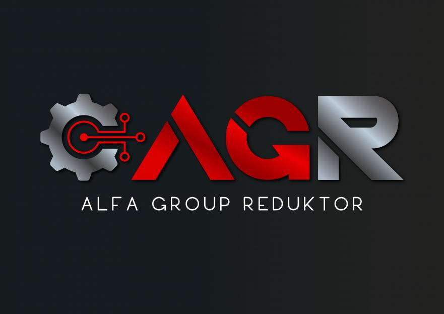 Alfa Group Redüktör Kurumsal Logo yarışmasına Designetry tarafından girilen tasarım