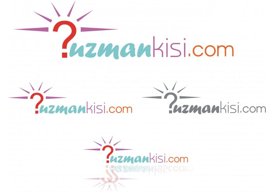 Uzman arama portalı için logo çalışması yarışmasına tasarımcı IRONMAN tarafından sunulan  tasarım