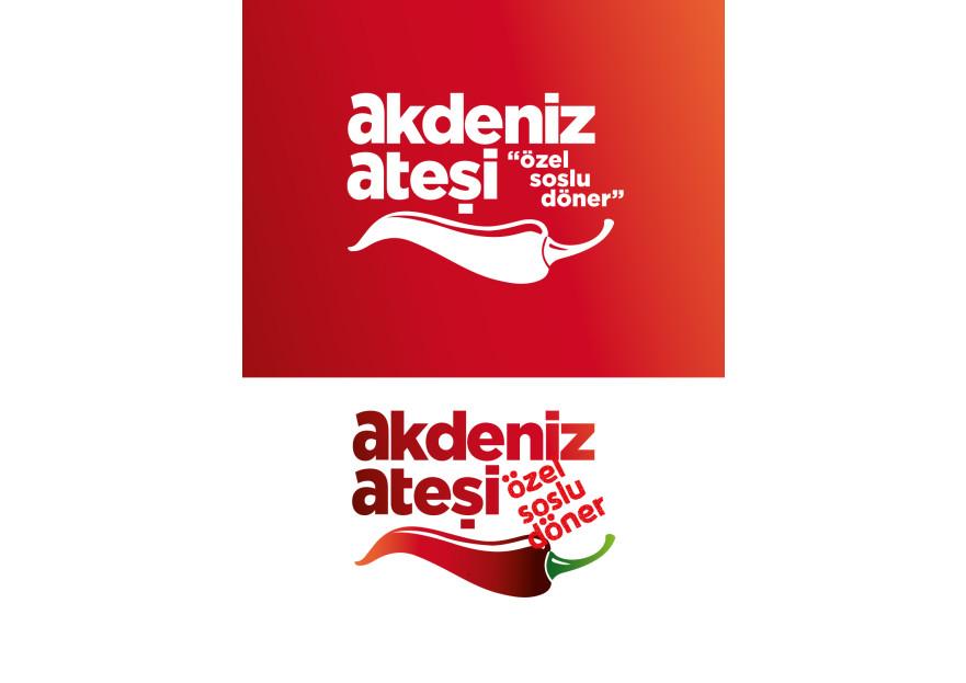 ''Akdeniz Ateşi''ne yakışır bir logo yarışmasına tasarımcı Yediyüzotuzdokuz tarafından sunulan  tasarım