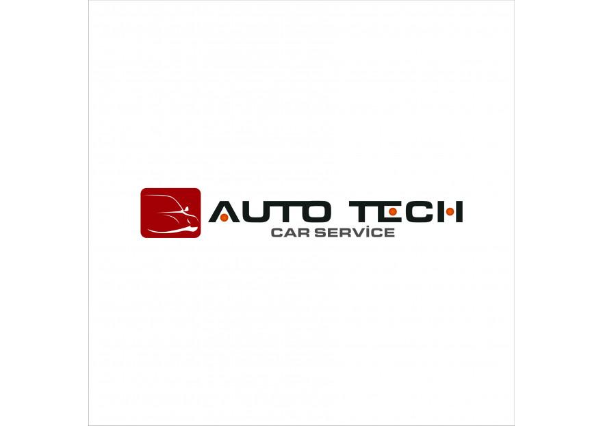 AUTOTECH CAR SERVICE Logo Tasarimi yarışmasına tasarımcı Omer_KILINC tarafından sunulan  tasarım