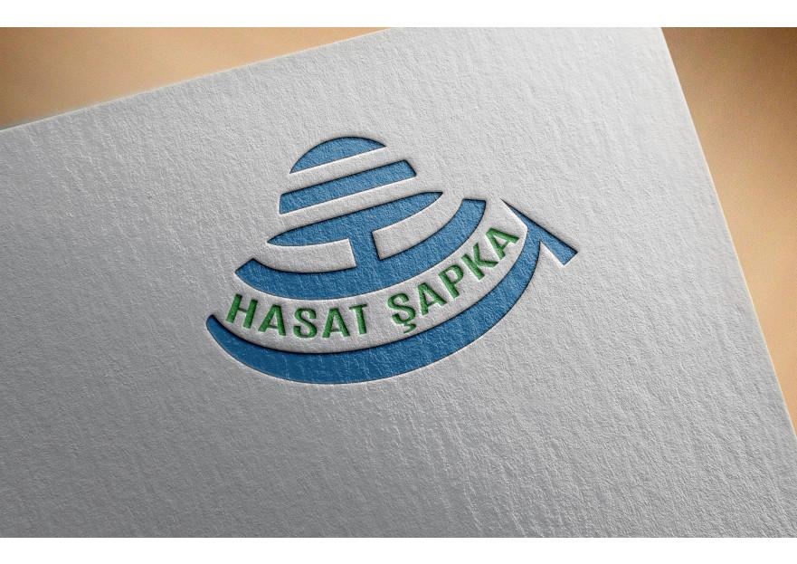 Ht Hasat Şapka Logo çalışması yarışmasına tasarımcı zehrac tarafından sunulan  tasarım